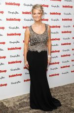 GILLIAN TAYLFORTH at Inside Soap Awards 2017 in London 11/06/2017
