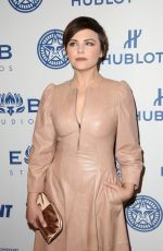 GINNIFER GOODWIN at Elysium Bandini Studios Presents Obey Giant in Los Angeles 11/07/2017
