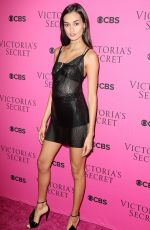 GIZELE OLIVEIRA at 2017 Victoria's Secret Fashion Show Viewing Party in New York 11/28/2017