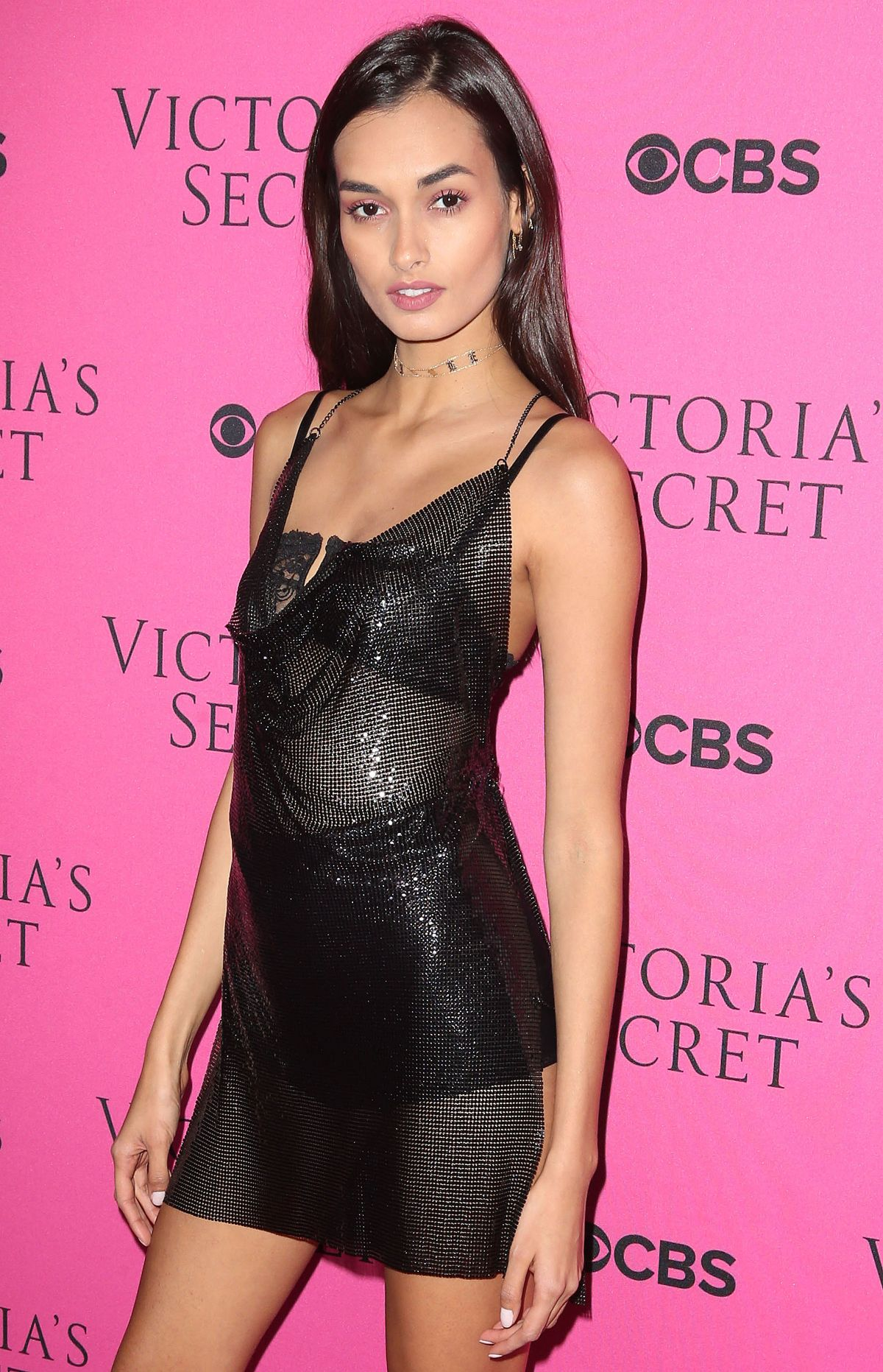 Gizele Oliveira At 2017 Victoria S Secret Fashion Show Viewing Party