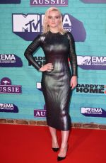 GRACE CHATTO at 2017 MTV Europe Music Awards in London 11/12/2017