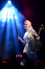 GRACE CHATTO at Christmas Lights Are Switched on in Regent Street in London 11/16/2017