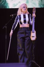 GRACE CHATTO at Radio City Christmas Live 2017 Gig in Liverpool 11/10/2017