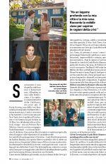 GRETA GERWIG in Io Donna Del Corriere Della Sera Magazine, November 2017