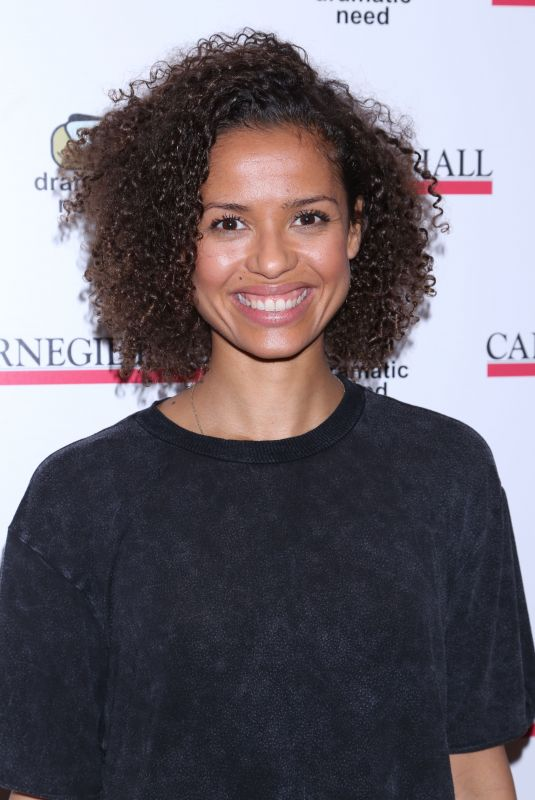 GUGU MBATHA RAW at The Children's Monologues at Carnegie Hall in New York 11/13/2017