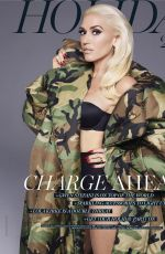 GWEN STEFANI in Marie Claire Magazine, December 2017 Issue