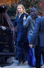 GWYNETH PALTROW Out in New York 11/28/2017