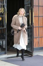 HALEY BENNETT Out and About in New York 11/15/2017