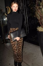 HALSTON SAGE at Catch LA in West Hollywood 11/10/2017
