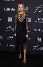 HALSTON SAGE at HFPA & Instyle Celebrate 75th Anniversary of the Golden Globes in Los Angeles 11/15/2017