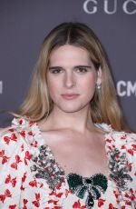 HARI NEF at 2017 LACMA Art + Film Gala in Los Angeles 11/04/2017
