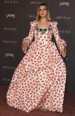 HARI NEF at 2017 LACMA Art + Film Gala in Los Angeles 11/04/2017