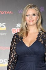 HAYLEY MCQUEEN at An Evening with the Stars in London 11/08/2017