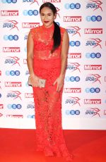 HEATHER WATSON at Pride of Sport Awards in London 11/22/2017