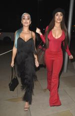 HELEN BRIGGS and KATIE SALMON at Couture Ladies Clothing Range Launch in Manchester 11/12/2017