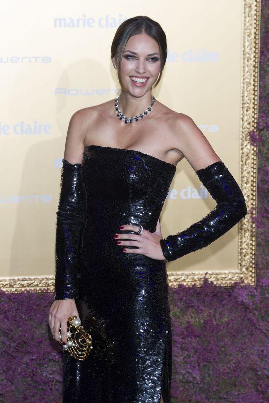 HELEN LINDES at Marie Claire Prix De La Moda Awards in Madrid 11/07/2017