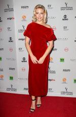 HELENE YORKE at 2017 International Emmy Awards in New York 11/20/2017
