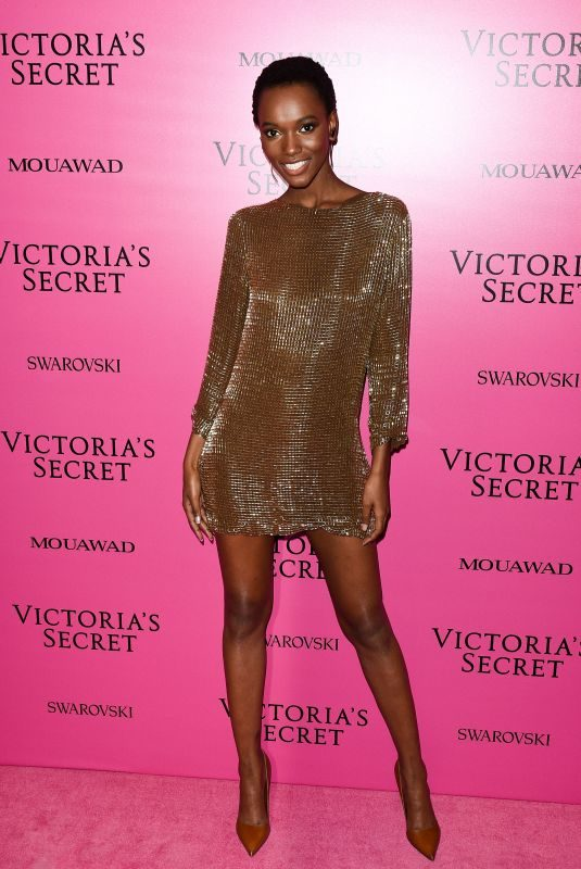 HERIETH PAUL at 2017 VS Fashion Show After Party in Shanghai 11/20/2017