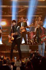 HILARY SCOTT at 51st Annual CMA Awards in Nashville 11/08/2017