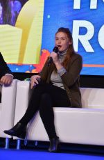 HOLLAND RODEN at 2017 Warsaw Comic-con 11/25/2017