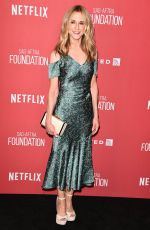 HOLLY HUNTER at Sag-Aftra Foundation Patron of the Artists Awards in Beverly Hills 11/09/2017