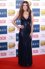 HOLLY TANDY at OK! Magazine Beauty Awards in London 11/28/2017
