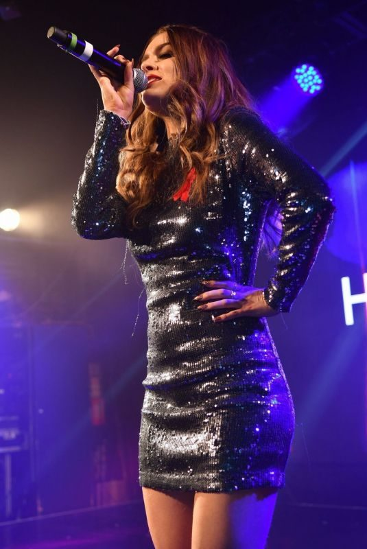 HOLLY TANDY Oerforms at G-A-Y in London 11/26/2017