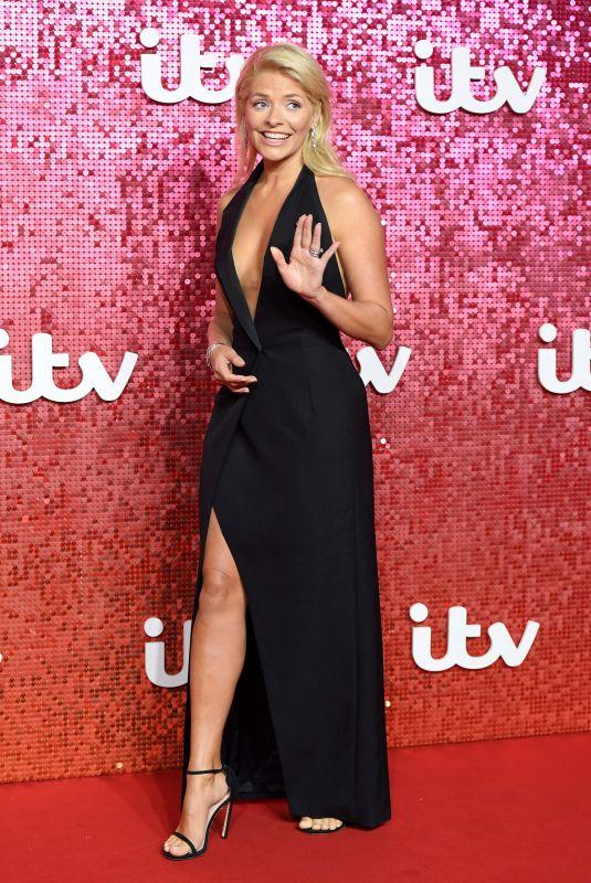 HOLLY WILLOGHBY at ITV Gala Ball in London 11/09/2017