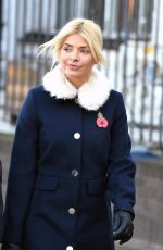HOLLY WILLOGHBY at This Morning Show in London 11/06/2017