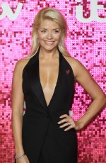HOLLY WILLOUGHBY at ITV Gala Ball in London 11/09/2017