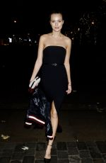 IANTHE ROSE at Lipsy Winter Wonderland Party in London 11/22/2017
