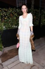 IDINA MONCREIFFE at Coral Room Launch at Bloomsbury Hotel in London 11/24/2017