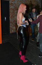 IGGY AZALEA Arrives at Ember Mug Party in Hollywood 11/08/2017