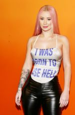 IGGY AZALEA at Ember VIP Launch Party in Los Angeles 11/08/2017