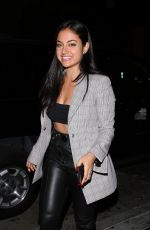 INANNA SARKIS at Catch LA in West Hollywood 11/18/2017