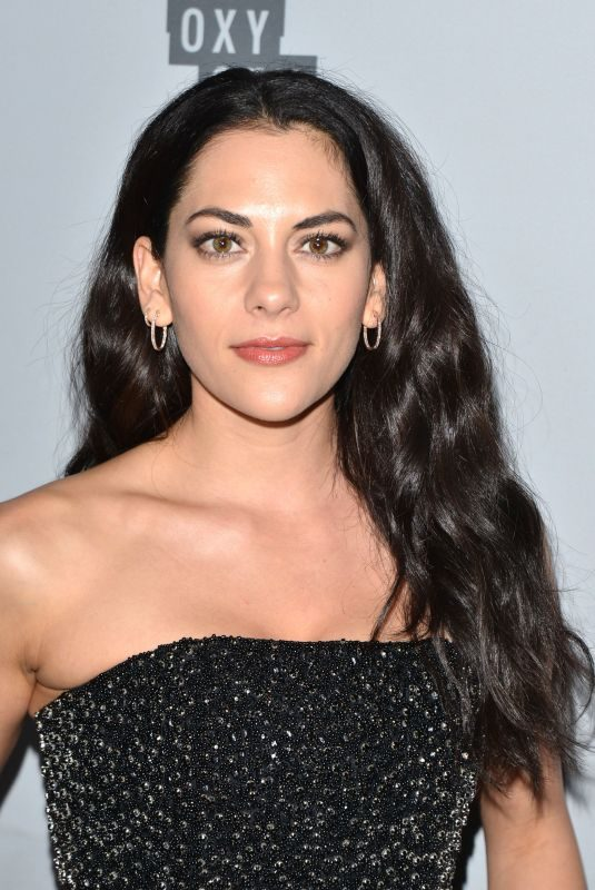INBAR LAVI at NBC/Universal's Press Junket in Los Angeles 11/13/2017