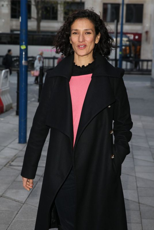 INDIRA VARMA at  20th Anniversary Gala Performance of The Snowman in London 11/25/2017