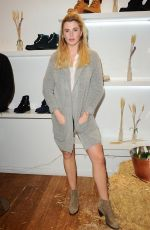 IRELAND BALDWIN at Bollare Holiday Harvest x Timberland Fall Style Event in Beverly Hills 11/14/2017