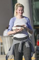 IRELAND BALDWIN Shopping at Organic Grocery Store in Los Angeles 11/21/2017