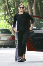 IRINA SHYAK Out and About in Pacific Palisades 11/07/2017