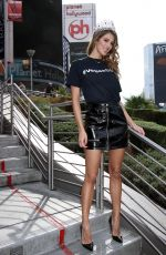 IRIS MITTENAERE at Planet Hollywood Resort & Casino in Las Vegas 11/16/2017