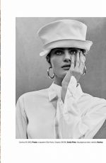 ISABELI FONTANA for Vogue Magazine, Brazil October 2017