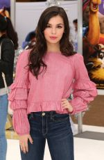 ISABELLA GOMEZ at The Star Premiere in Los Angeles 11/12/2017