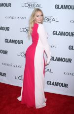 ISKRA LAWRENCE at Glamour Women of the Year Summit in New York 11/13/2017
