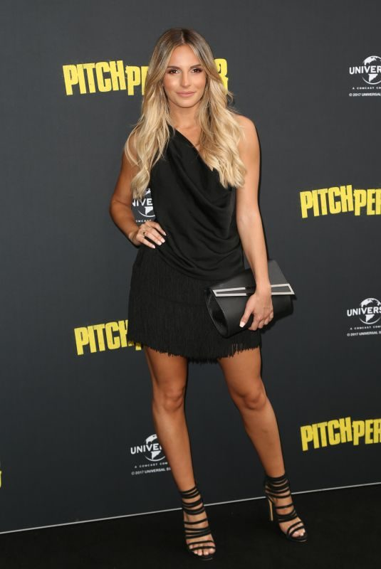JACINTA GULISANO at Pitch Perfect 3 Premiere in Sydney 11/29/2017
