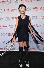 JACKIE CRUZ at Heidi Klum's 18th Annual Halloween Bash in New York 10/31/2017