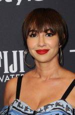 JACKIE CRUZ at HFPA & Instyle Celebrate 75th Anniversary of the Golden Globes in Los Angeles 11/15/2017