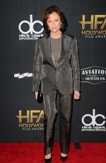 JACQUELINE BISSET at 2017 Hollywood Film Awards in Beverly Hills 11/05/2017