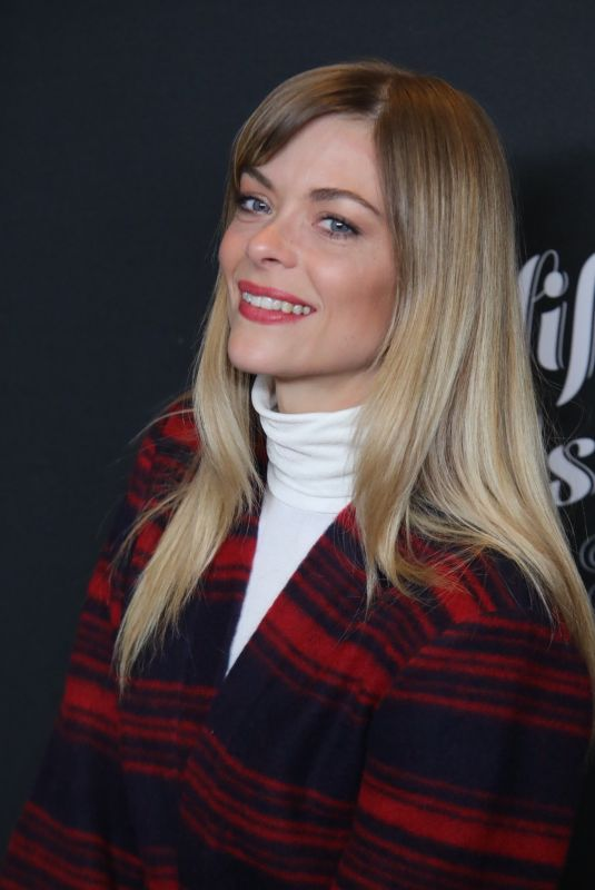 JAIME KING at A California Christmas Lighting of the Christmas Tree at The Grove in Los Angeles 11/12/2017