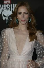 JAIME RAY NEWMAN at The Punisher TV Show Premiere in New York 11/06/2017